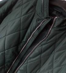 Stepana jakna, zelena.