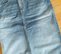 H&M Divided teksas suknja