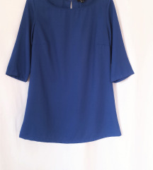 MEXX ★ plava trapezasta petite haljina/tunika