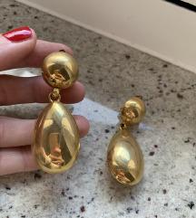Mindjuse u boji zlata