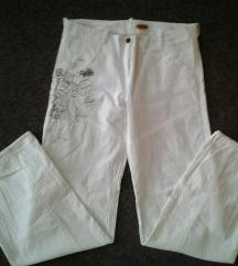 SNIŽENOOO! ITALY prelepe ravne pantalone/M.