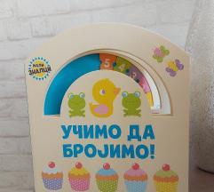 Vulkancic knjige ze bebe