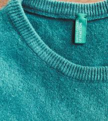 Benetton origina dzemper wool