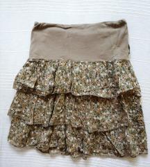 *SALE* Cvetna suknjica, vel. S