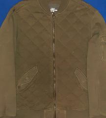 h&m duks maslinast jaknica M