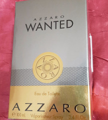 Azzaro wanted 100ml
