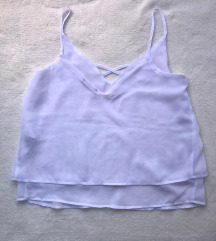 Zenska bela majica