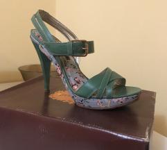 Sandale na stiklu 🔝 Nove