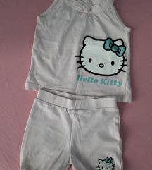 kompletic za devojcice Hello Kitty