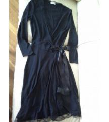 Moschino crna haljina, original