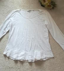 ♫ ♪ ♫ RICH & ROYAL bela bluza NOVO