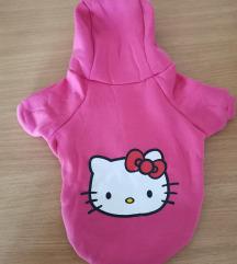 Nova jaknica za pse sa kapuljačom