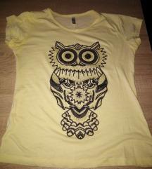 Majica sovica, S, M, L, XL