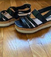 Zara sandale sa potpeticom