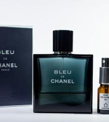 Bleu de Chanel edt - Dekant 5/10ml
