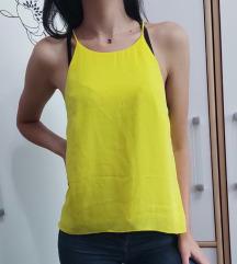 H&M žuta bluza