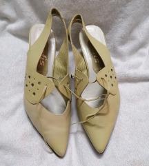 Vintage cipele broj 40 kozne