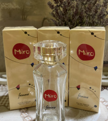 MIRO parfemi