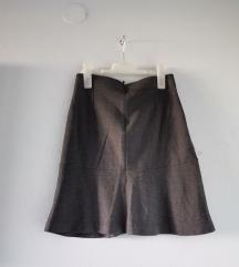 Tom Teylor suknja, visok struk, moćna