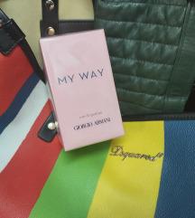 MY WAY parfem