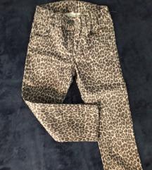 tigraste pantalonice za devojcice / novo