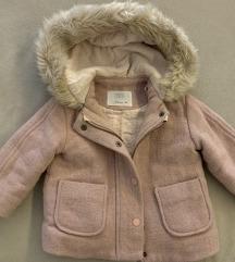 Zara kaput za devojčice!