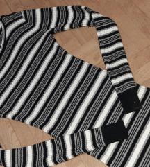 Midi haljina na pruge NOVO