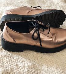 *nove* Moderne zlatne cipele