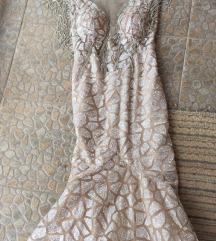 Efektna svecana haljina