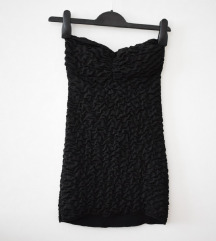 Crna top majica