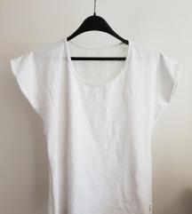 Bela majica sa cipkom NOVO