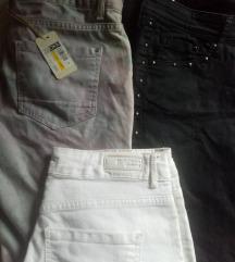 Lot pantalona novo i novo sa etiketom H&M KOOKAI