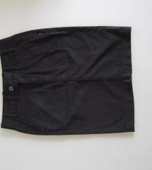 Springfield crna suknja snizeno