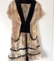 Rezz#Svilena Zarina haljina sa kombinezonom