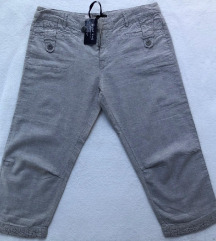 NOVO! Zenske tri-cetvrt pantalone sa etiketom