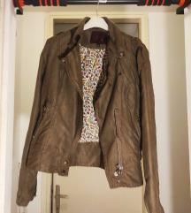 Velur jakna za proleće ili jesen