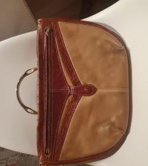 vintage kamel torba