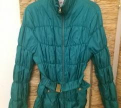 Kraljevsko zelena jakna