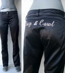 crne skinny pantalone br L CLUB CAWL