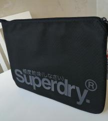 SUPERDRY torba za laptop NOVA