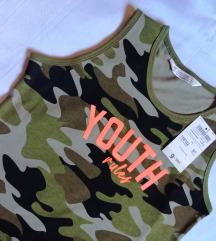 NOVO military italijanska majica