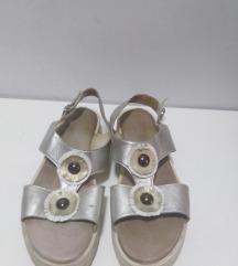 ALPINA kožne sandale 100%prava koža br 42