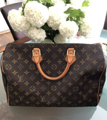 Louis Vuitton Speedy 35 original