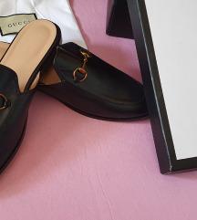 Gucci princetown papuce horsebit