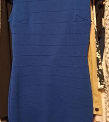 Plava haljinica SNIŽENA 750