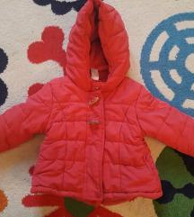 C&A zimska jaknica, vel. 68