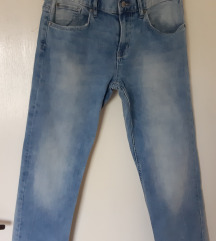 H&M Denim slim fit pamucne farmerke
