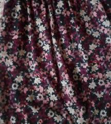 STRADIVARIUS floralna haljina NOVO