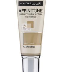 Maybelline Afinitone puder Golden beige 24