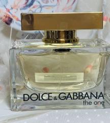 The One Dolce&Gabbana parfem
